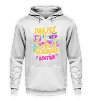 Schlager Pop Geschenk · Schlager Kostüm