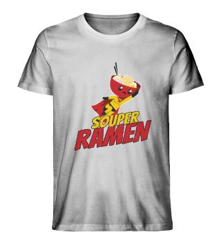 Kawaii Ramen Noodle Soup Shirt