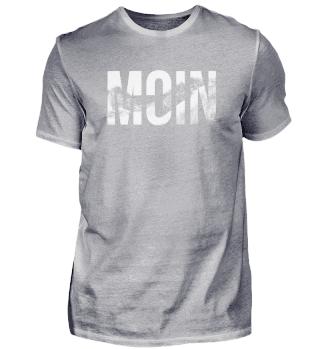 Moin - Dünenbild Herren Shirt