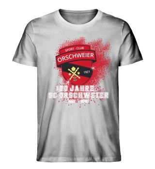 100 Jahre Orschweier Jubiläum Shirt