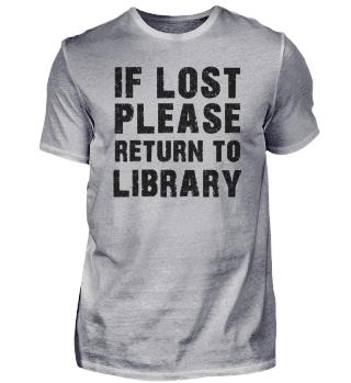 Buch Bibliothek Bücherei lustiger Spruch