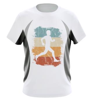 Retro Jogger Vintage Runner Marathon