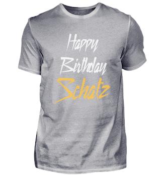 Happy Birthday Schatz