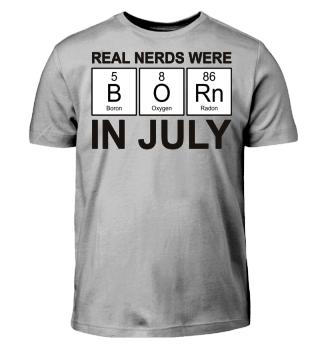 Periodic Elements - BORN july black