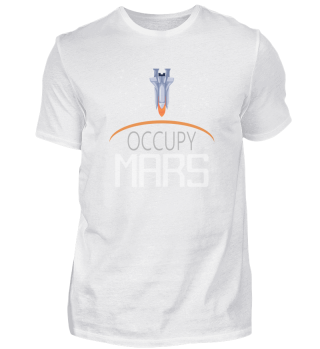 Occupy Mars Mars Landing Space Astronaut