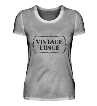 Vintage Lunge