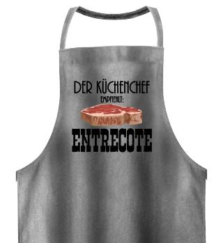 Der Küchenchef empfiehlt: ENTRECOTE