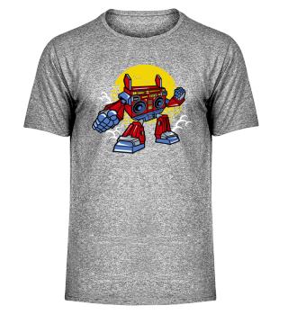 ★ BOOMBOX ROBOT ★