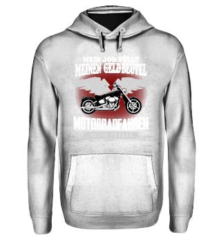 Motorrad fahren füllt die Seele