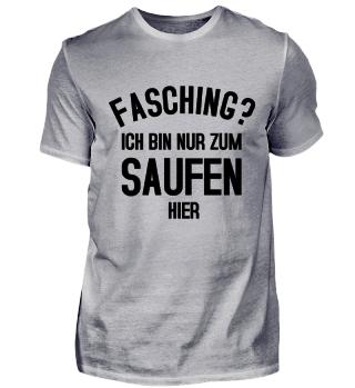 Fasching & Saufen