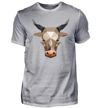 T-Shirt - Kuh by fräulein om®