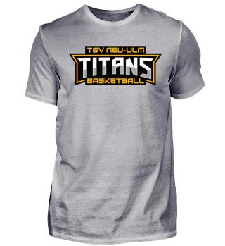 Titans Schriftzug-Logo Shirt