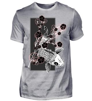 Japan Sakura - Nishikigoi - Koi Fish 2