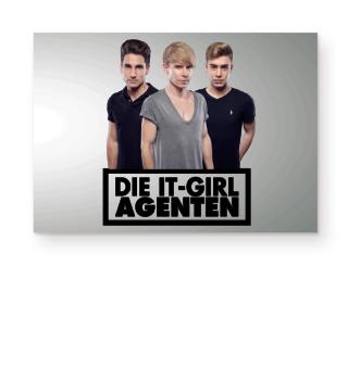 It-Logo Poster