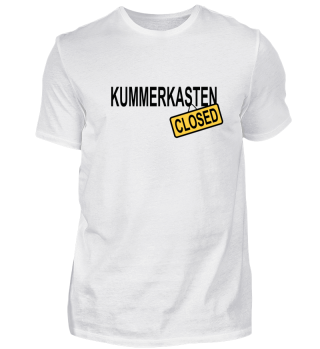 Kummerkasten - closed