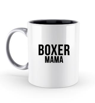Boxer Mama Kaffeetasse Hundemama