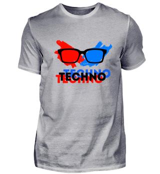 TECHNO 3D Glasses