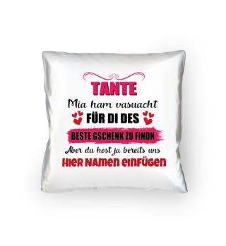 TANTE - Mia ham versuacht ...