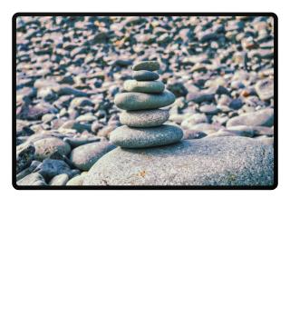 Photo - Stones in Balance