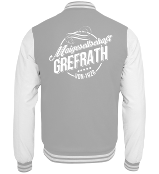MG Grefrath College Jacke