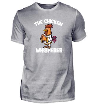 The Chicken Whisperer.