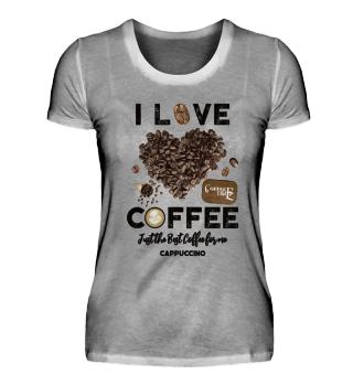 ☛ I L♥VE COFFEE #4.6