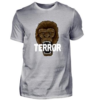 Monkey Terror - Gorilla Style Leader Ape