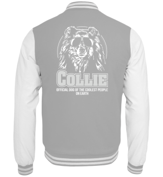 Collegejacke COLLIE coolest people Hund