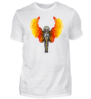 Fly Angel Magic Shirt