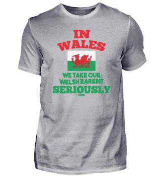 National Welsh Rarebit Day Hase Käse