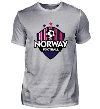 Norway Football Emblem