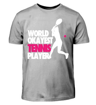 World Okayest Tennis player women