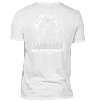 LABRADOR coolest people Backprint