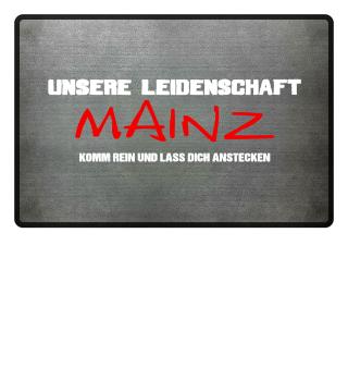 Fußmatte Mainz Leidenschaft
