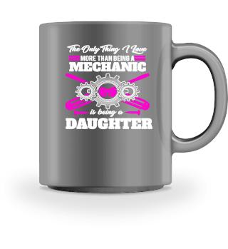 Mechanic Daughter Shirt