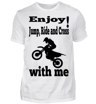 Enjoy! Jump Ride and Cross with me 6 B