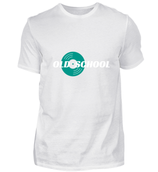 Old School Retro Tshirt & Gift