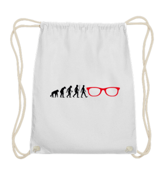 Evolution Of Humans - Glasses I
