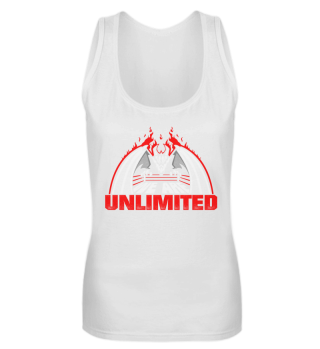 Unlimited Dragon Girlie Tank-Top