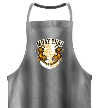 Muay Thai Boxing Tigers