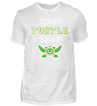 Grazy Turtle Lady