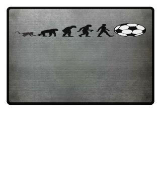 Evolution Of Humans - Soccer Ball I