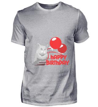 Birthday Nebelung Cat Cat Owner Gift