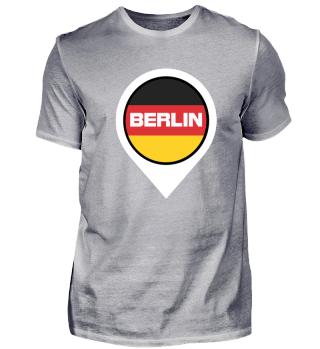 Berlin City Pin Shirt