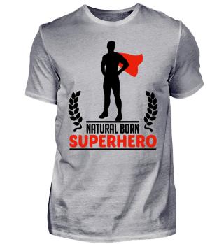 Natural Born Superhero