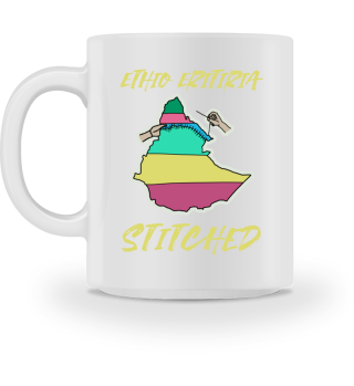 Ethio Eritiria Stitched - Cup