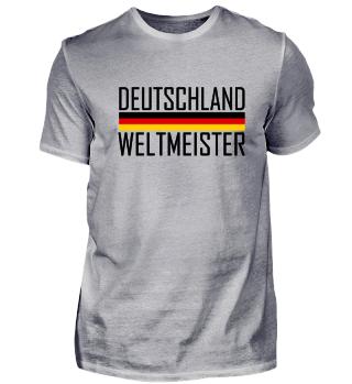 Deutschland Weltmeister 2018
