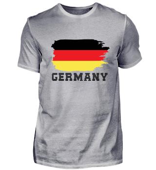 Deutschland Fußball Geschenk Fan