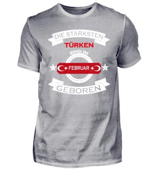 Stärksten Türken februar geboren