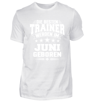 Trainer Geburtstag Juni